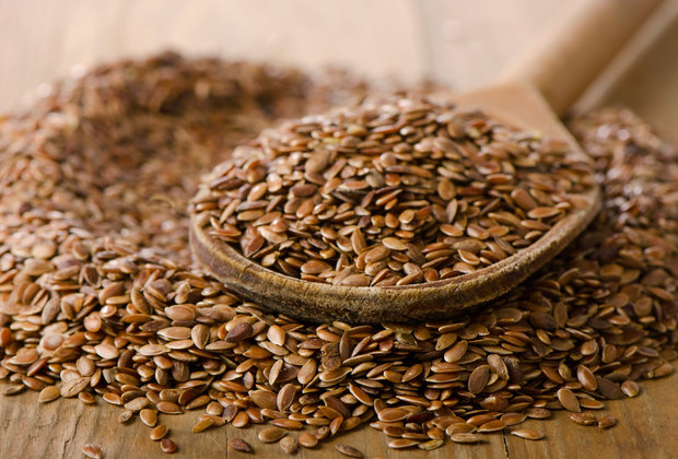 If You Eat Only One Superfood, Make It Flaxseed