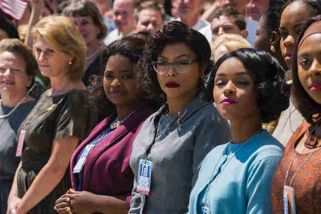 hidden figures new movies in december