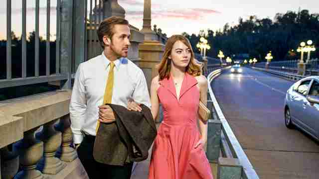 la la land new movies in december