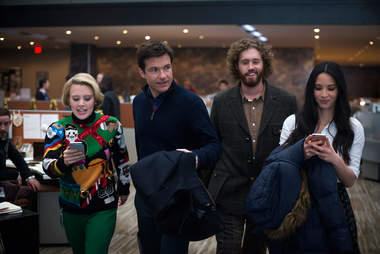 office christmas party new movies in december