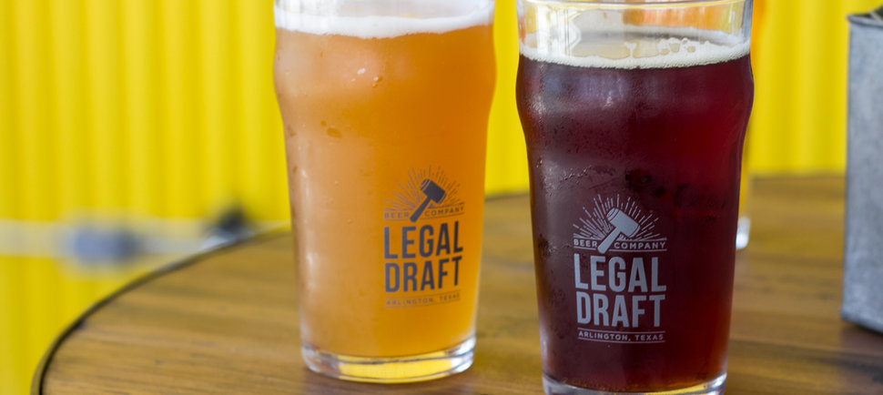 How Legal Draft Beer Company Has Put Arlington's Beer Scene on the Map