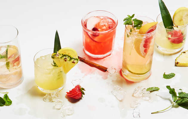 Three Sunday Funday Brunch Cocktails You Can Make At Home