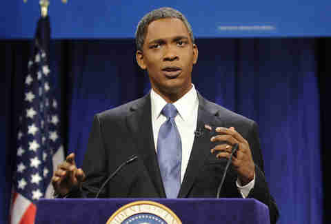 jay pharoah barack obama snl