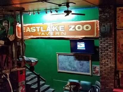 Eastlake Zoo Tavern Seattle