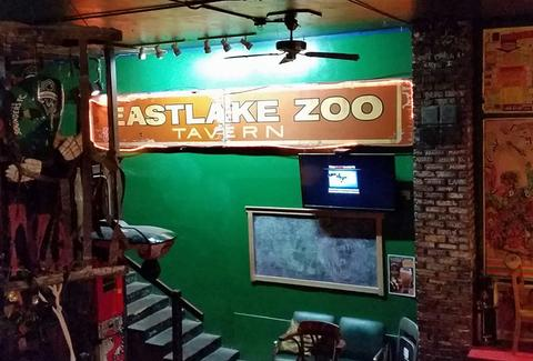 Eastlake Zoo Tavern Seattle