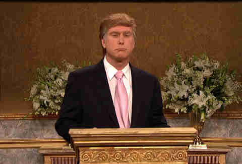 darrell hammond donald trump