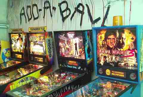 Add-a-Ball Amusements Bar & Arcade
