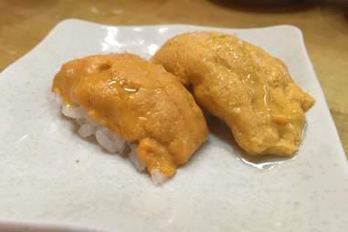 old school sushi
