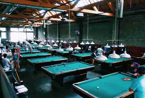 Best Bars In Seattle With Pool Tables Shuffleboard