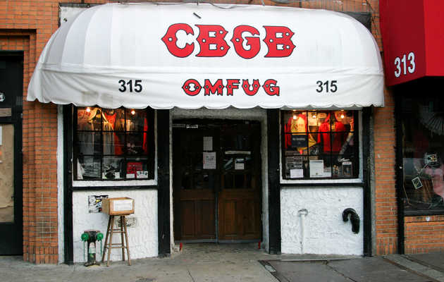 From Punk Shows to $3k Jackets: What CBGB and 6 Other Classic NYC Buildings Are Now