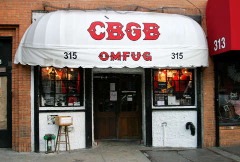 What CBGB and Other Famous NYC Buildings Are Now - Thrillist