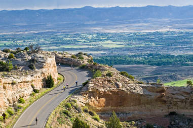 cycling in grand junction