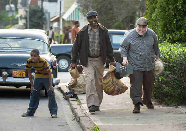 fences new movies in december