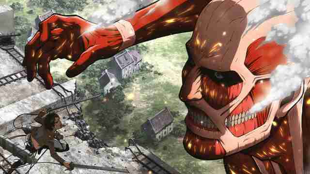 attack on titan best anime on netflix