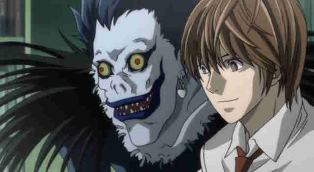 death note best anime on netflix