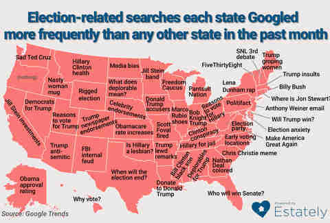 tmg article_default_mobile;jpeg_quality=20 estately's map of election related questions googled across the