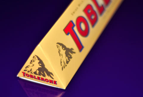 toblerone candy bar