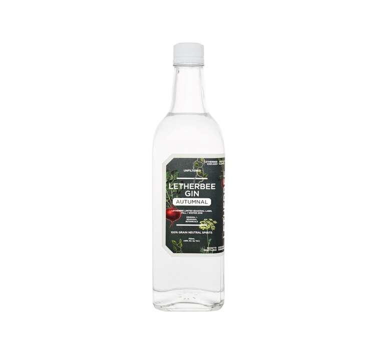 Letherbee seasonal gin