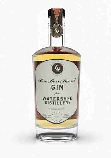 Watershed Bourbon Barrel Gin
