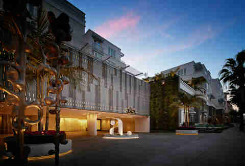Beverly Hills Conference & Visitors Bureau