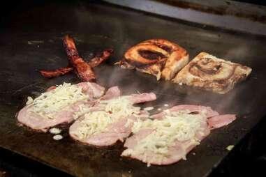breakfast grill