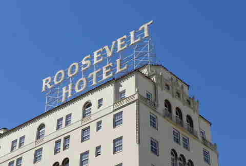 hollywood roosevelt