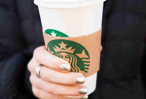 hot starbucks drink