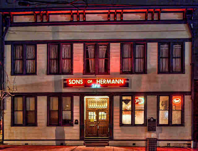 Sons of Hermann Hall, Dallas