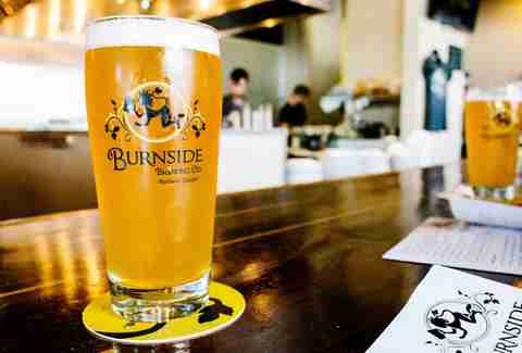 burnside sweet heat beer