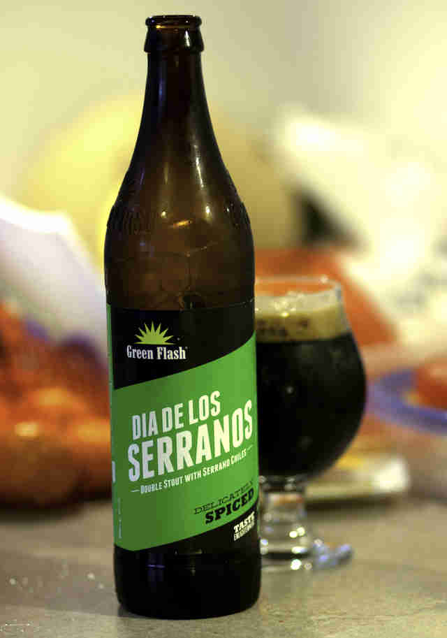 green flash serano beer