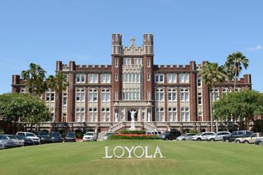 University New Orleans
