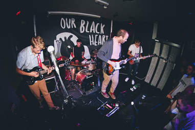 our black heart