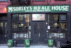 Historic Bar McSorley's Is Closed Due to Rat Problem