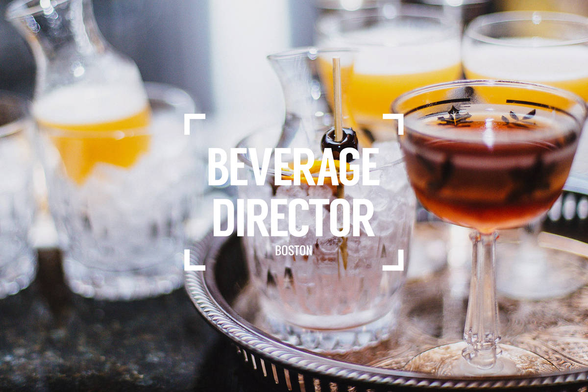 Beverage Director: The Best Bars in Boston Right Now