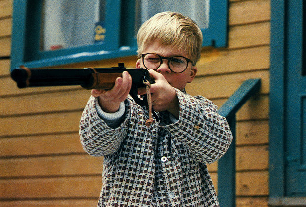 How A Christmas Story Can Cure Holiday Blues -- Without You Even Watching It
