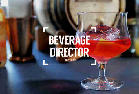 Beverage Director: Where to Drink in Las Vegas Right Now