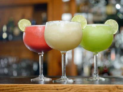 Unhealthy cocktails