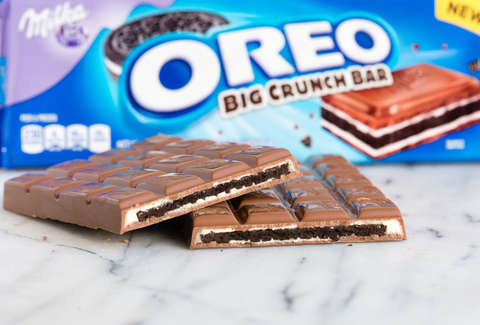 Oreo German Chocolate Candy Bar Will Soon Be Available In The Us