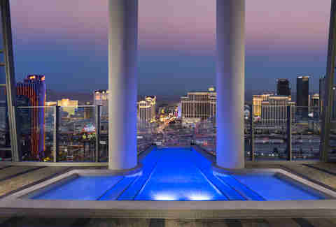 Rent Your Own Racetrack, Drink a $10k Cocktail, and Other Amazing Ways to Splurge in Las Vegas