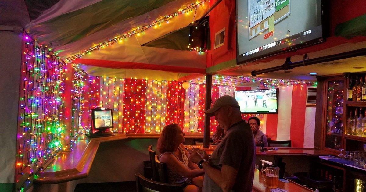Coach House: A Phoenix, AZ Bar.