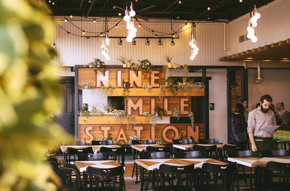 Nine Mile Station Bar