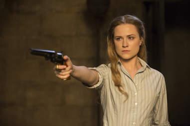 Westworld Dolores Gun