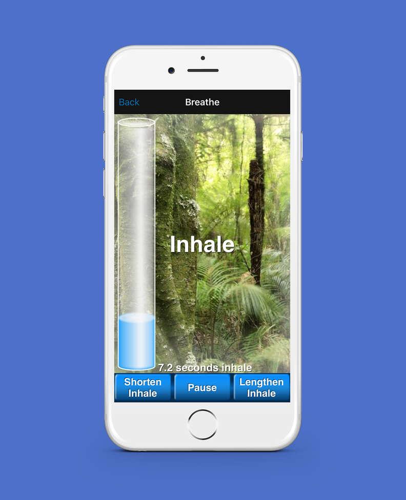 breathe2relax iphone app