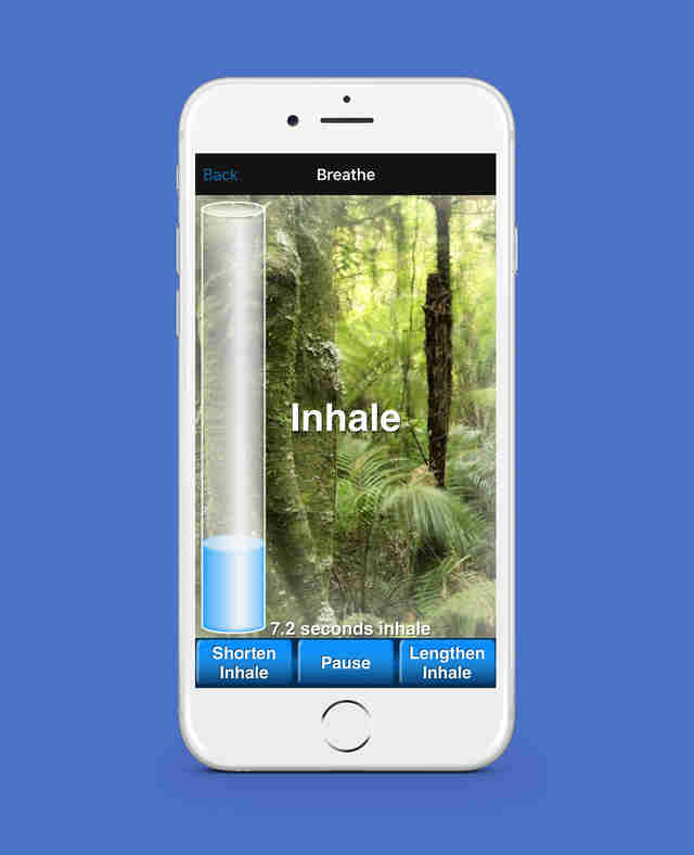 breathe2relax iphone app