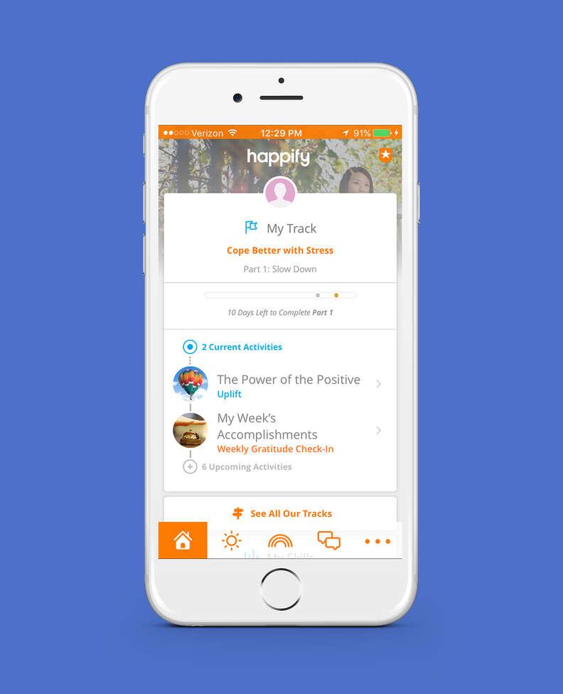 happify iphone app