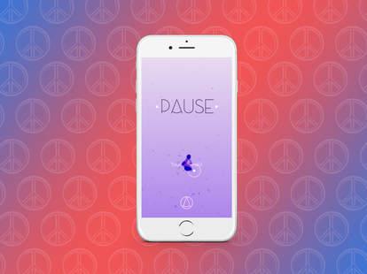 pause iphone app