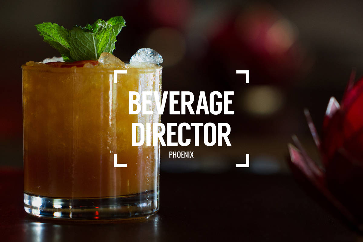 Beverage Director: Where to Drink in Phoenix Right Now