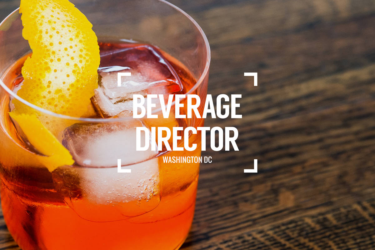 Beverage Director: Where to Drink in DC Right Now
