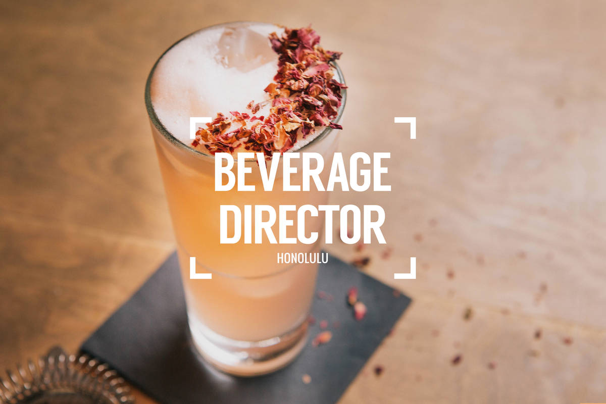 Beverage Director: Where to Drink in Honolulu Right Now