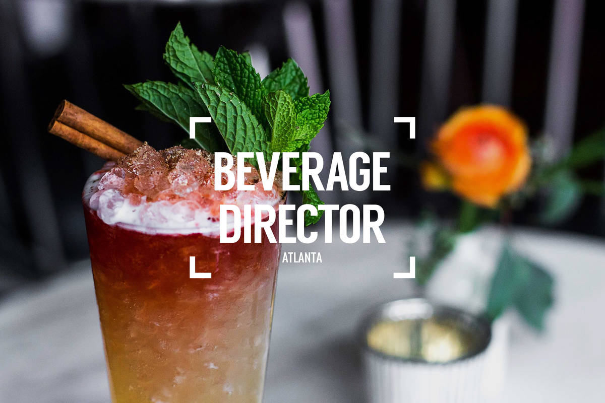 Beverage Director: Where to Drink in Atlanta Right Now
